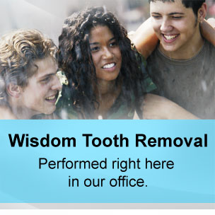 Wisdom Teeth Extraction Dentist Bowling Green KY